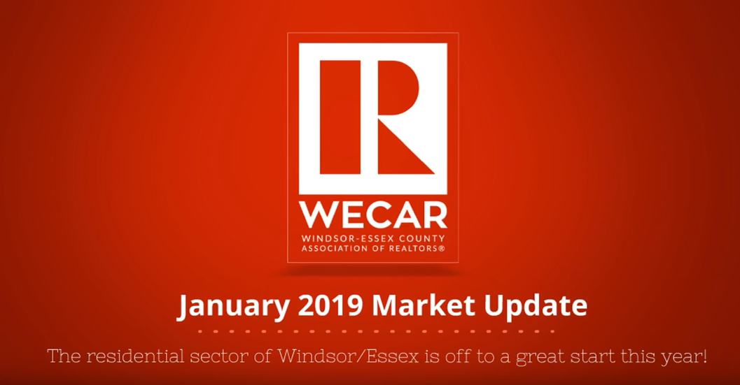 WECAR January 2019 Market Update
