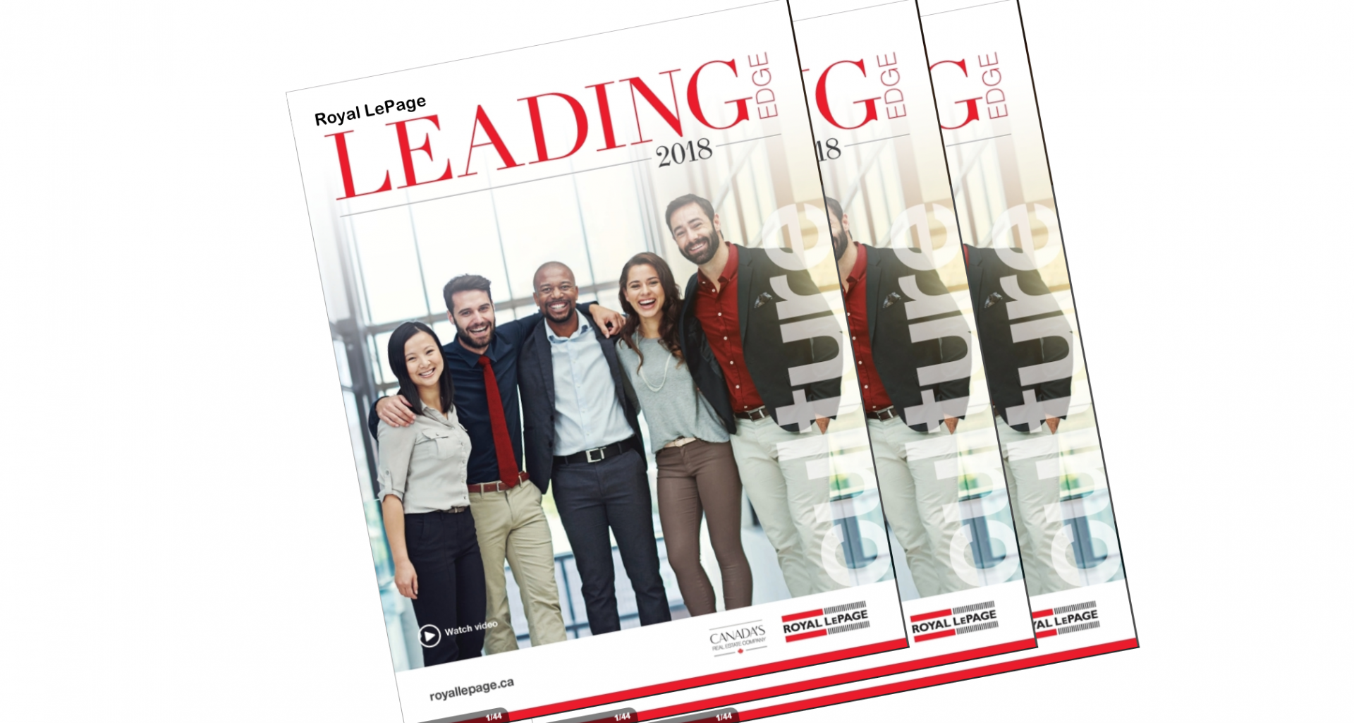 2018 Leading Edge Magazine