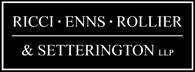 Ricci, Enns, Rollier & Setterington LLP