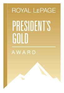 PRESIDENT'S GOLD AWARD