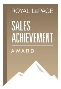 SALES ACHIEVEMENT AWARD