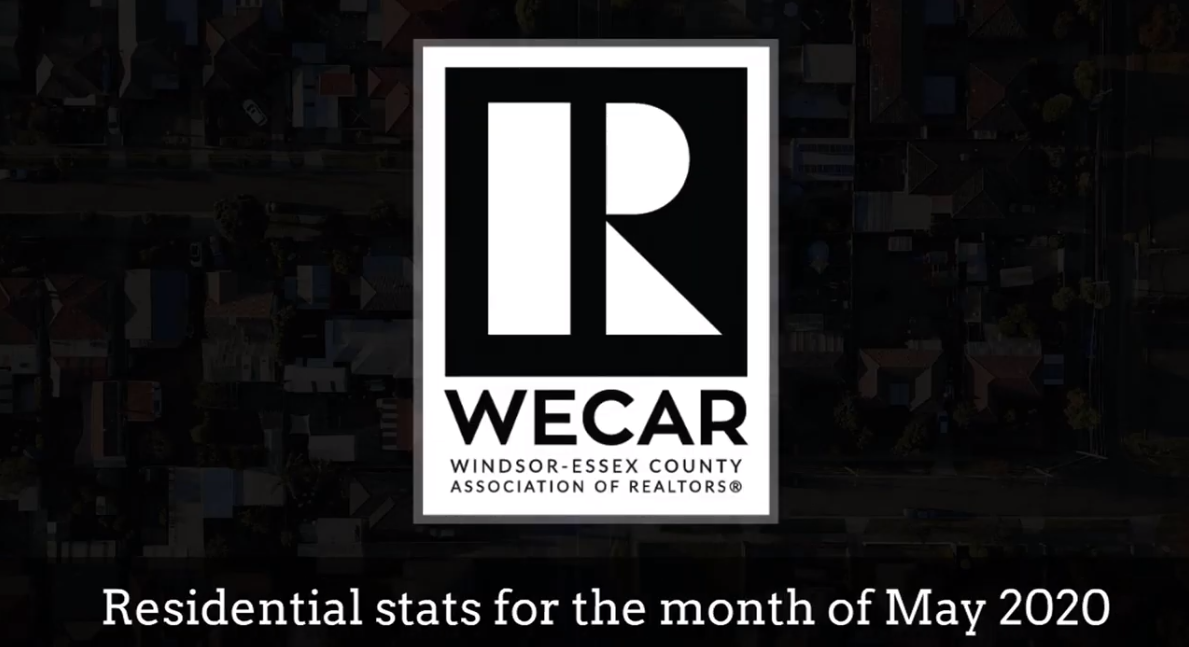 WECAR May 2020 Residential Market Update