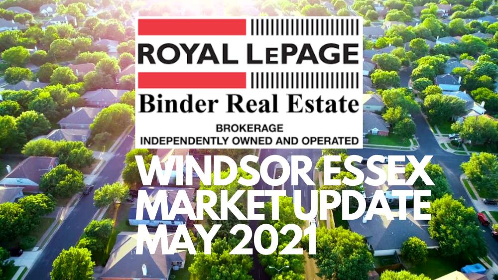 LIVE Stream - May 2021 Market Update W/ Frank Binder