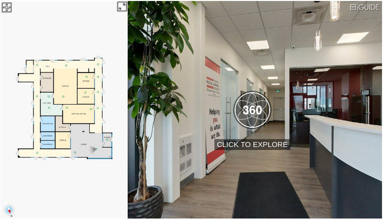 Take a Virtual Tour of Our Real Estate Office Locations