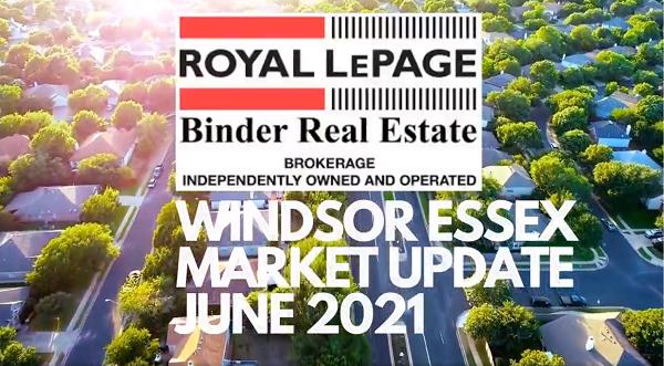 LIVE Stream - June 2021 Market Update W/ Frank Binder