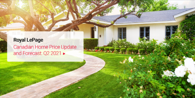Royal LePage House Price Update and Market Forecast