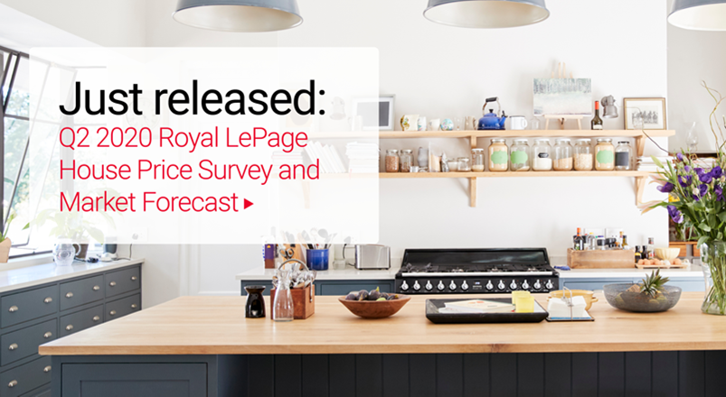 Q2 2020, ROYAL LEPAGE MARKET FORECAST