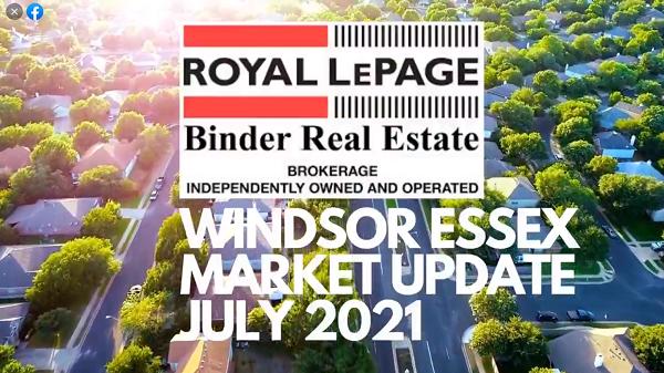 LIVE Stream - July 2021 Market Update W/ Frank Binder