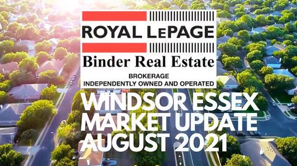 LIVE Stream - August, 2021 Market Update W/ Frank Binder
