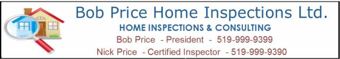 BOB PRICE HOME INSPECTIONS