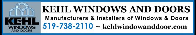 KEHL WINDOWS AND DOORS