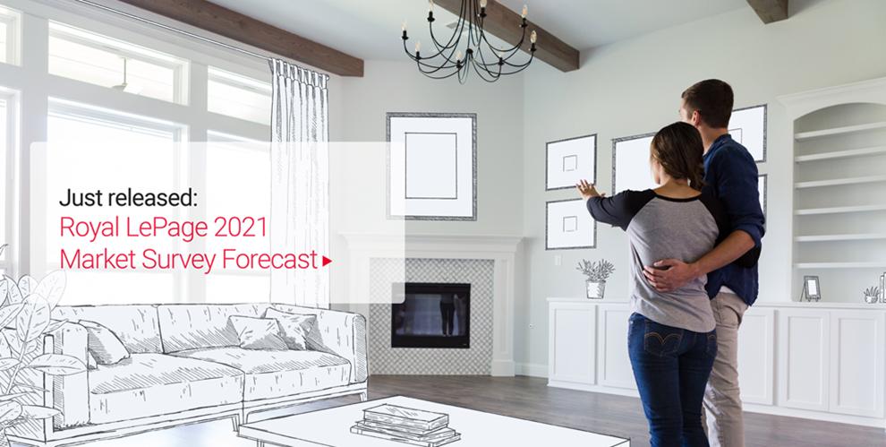 ROYAL LEPAGE'S 2021 FORECAST